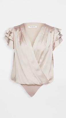 Amanda Uprichard Daiquiri Thong Bodysuit