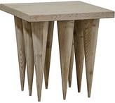 CFC Hawthorn Side Table - Graywash