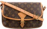 Louis Vuitton Monogram Sologne Crossbody