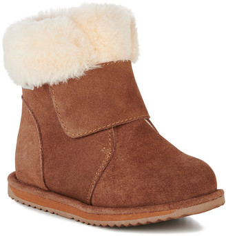 Emu Sommers Suede & Wool Boot
