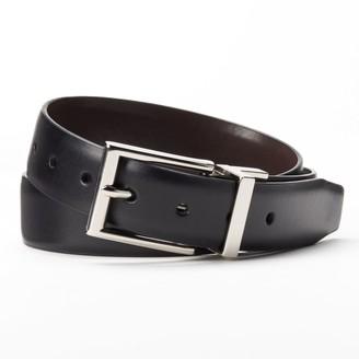 Chaps Boys 8-20 Reversible Faux-Leather Belt