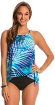Miraclesuit Palm Reader Peephole Tankini Top 8145980