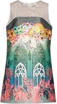 Piccione Piccione Short dresses - Item 34795463