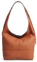Rebecca Minkoff Slouchy Leather Hobo - Brown