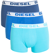 Diesel Shawn Boxer Trunks, Pack Of 3