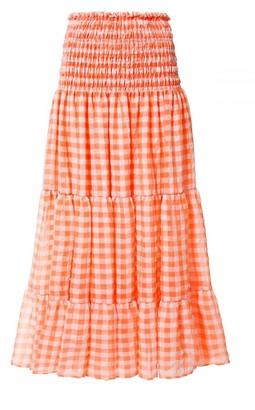 Aggi Lola Bright Marigold Skirt