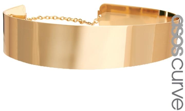 Asos Full Metal Waist Belt