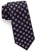 Ted Baker Men's Lifesaver Medallion Silk Tie