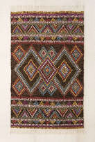 Urban Outfitters Diamond Moroccan Shag Rug
