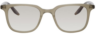 Fear Of God Khaki Barton Perreira Edition Square Sunglasses