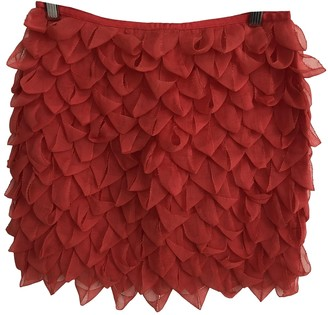 Asos Orange Skirt for Women
