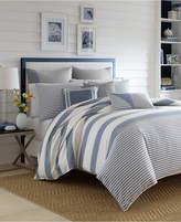Nautica Fairwater Cotton Full/Queen Duvet Set Bedding