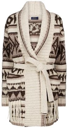 Polo Ralph Lauren Wool-blend cardigan