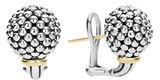 Lagos 12mm Caviar Ball Earrings