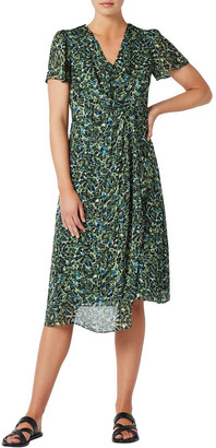 David Lawrence Kirra Twist Detail Dress
