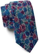 Original Penguin Montini Floral Tie