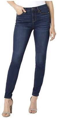 Liverpool Abby Sustainable Skinny Jeans in Fauna (Fauna) Women's Jeans