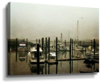 ArtWall Kevin Calkins Low Tide Wall Art