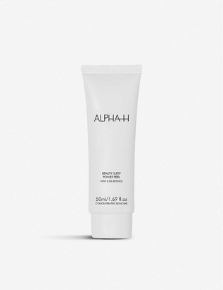 Alpha-h Beauty Sleep Power Peel with 14% glycolic acid and 0.5% retinol 50ml