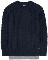 Diesel Wool blend sweater