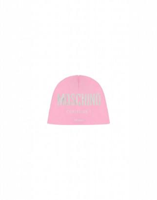 Moschino Fleece Hat Couture