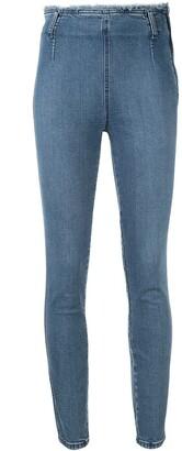 Nobody Denim Moda Ankle Crop jeans