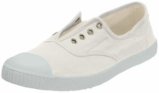 Victoria Unisex Adults' English Elastico Tintada Punt Low-Top Sneakers