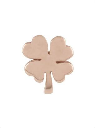 Dodo 9kt Rose Gold Four-Leaf Clover Earring