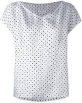 Alberto Biani polka dot T-shirt