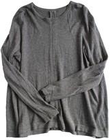 Hotel Particulier Grey Wool Knitwear for Women
