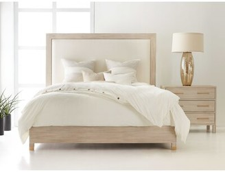 Maui Upholstered Standard Bed Modern History Home Size: Queen