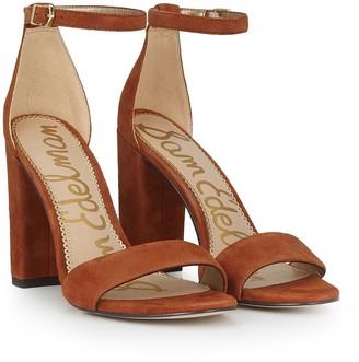 Yaro Block Heel Sandal