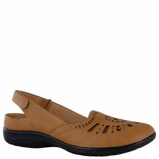 Easy Street Shoes Womens Ballet Flat