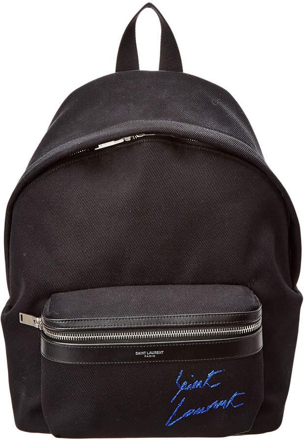 c379b4993 Saint Laurent Women's Backpacks - ShopStyle