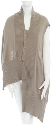 Preen Brown Wool Knitwear