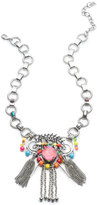 Dannijo Aloha Crystal Statement Necklace