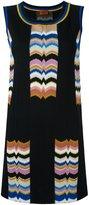 Missoni sleeveless knitted dress