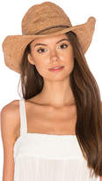 Ale By Alessandra Cassidy Hat in Beige.