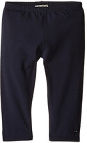 Armani Junior Navy Leggings (Infant)