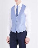 Corneliani Slim-fit Silk Waistcoat