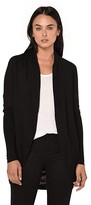 AllSaints Itat Shrug (Black) Women's Clothing
