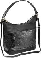 Heine Sequin Handbag