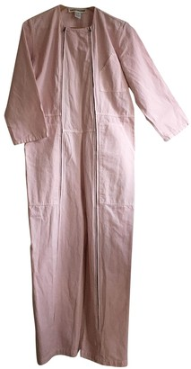 Callahan Caron \N Pink Cotton Jumpsuit for Women