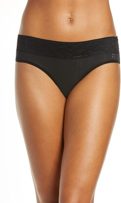 Tommy John Second Skin Lace Cheeky Briefs