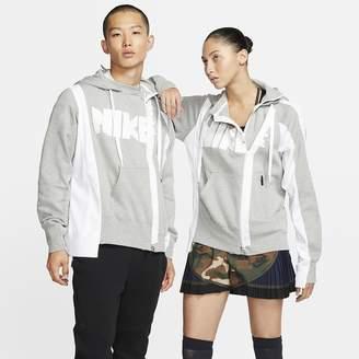 Nike Double-Zip Hoodie x Sacai
