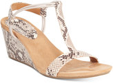 Style&Co. Style & Co Mulan Wedge Sandals, Only at Macy's