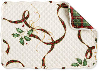 Lenox Holiday Nouveau Quilted Mat