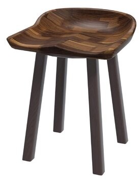 Thumbnail for your product : Copeland Furniture Modern Farmhouse Side chair Color: Cherry