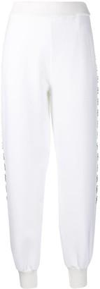 Iceberg embellished sides track pants