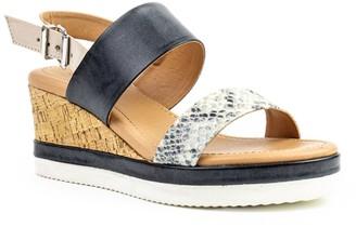 Crevo Vickee Wedge Sandal